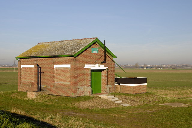 Lord's Farm Pumping Station, Yaxley Fen