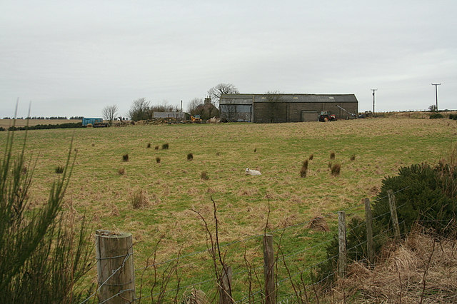West Balthangie Farm