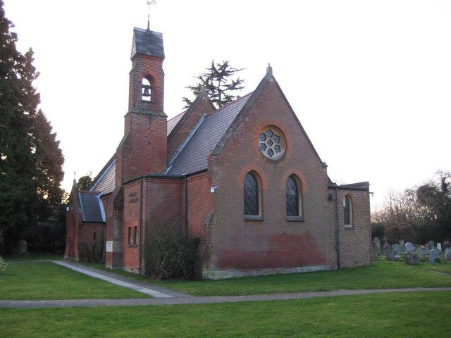 Holmer Green: Christ Church