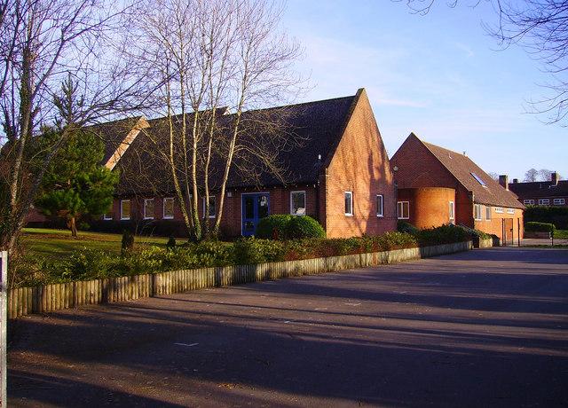 Andover - Wolverdene School