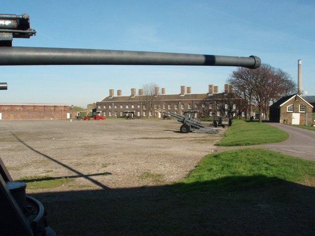 Tilbury Fort, Essex