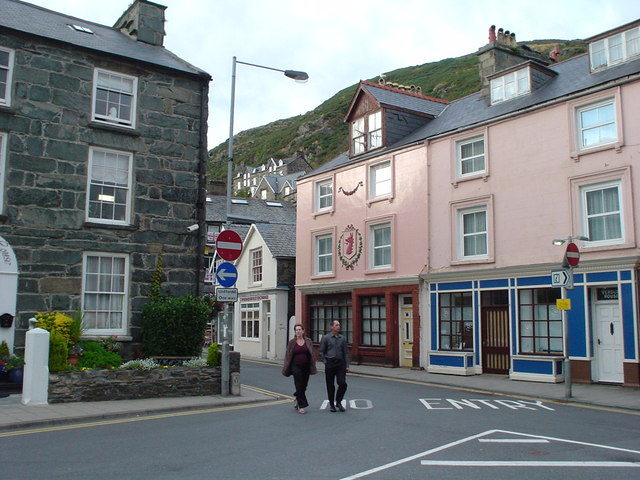 High St, Barmouth