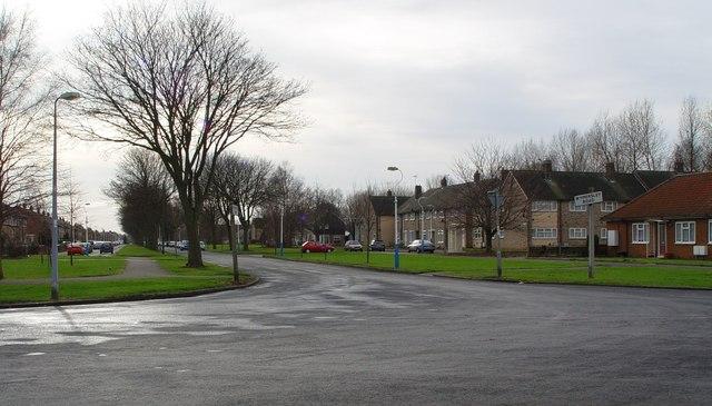 Wymersley Road
