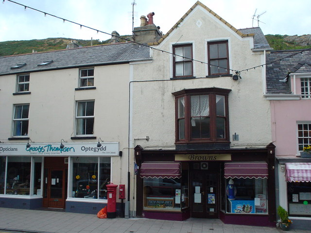 Bakery, High St, Barmouth.