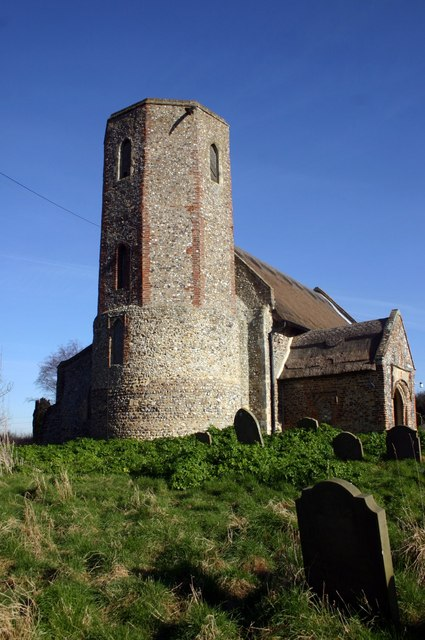 St. Gregory's Church, Heckingham