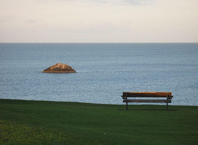 Offshore rock, Dunbar