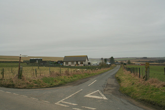 Junction for Whinhill