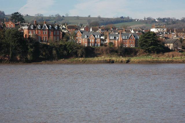 Houses at Newnham-on-Severn
