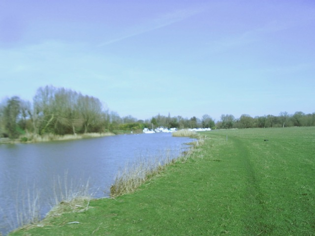 River Great Ouse, St Neots