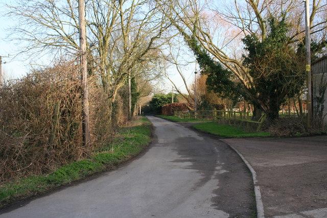 Caps Lane