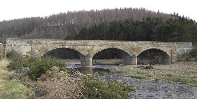 Ellemford Bridge