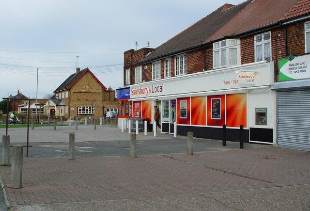 Sainsbury's Local, Wold Road, Hull