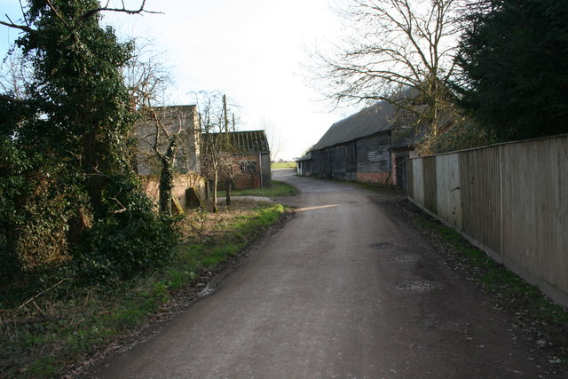 Blackhalls Farm