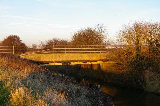 Bridge over the River Nar