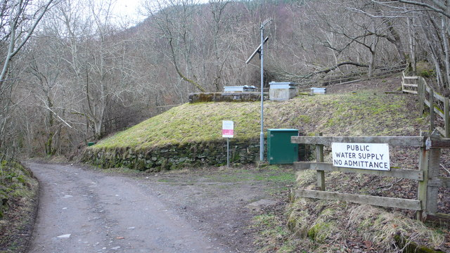 Camserney Water Supply