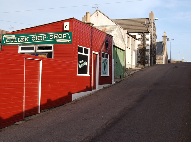 Cullen Chip Shop