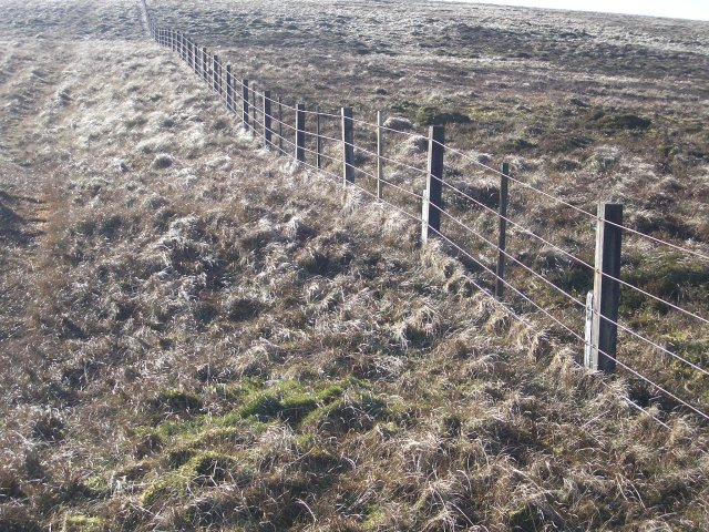 Fence, Andrewhinney Hill