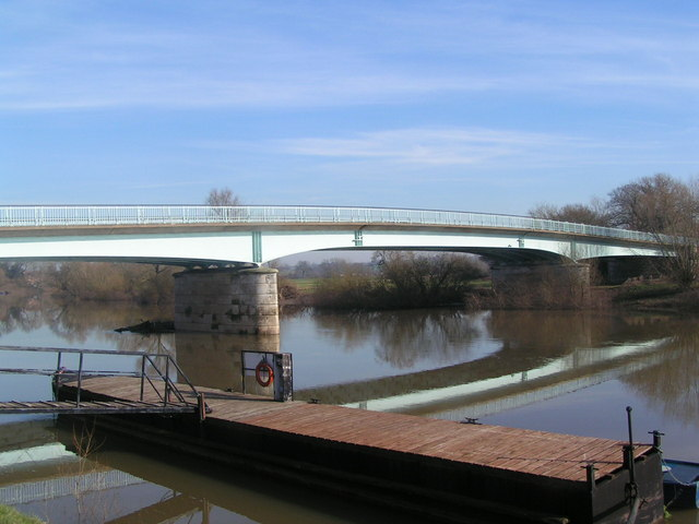 Bridge by the Haw Bridge  pub