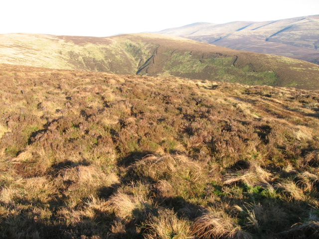 Towards Bail Hill from White Dod