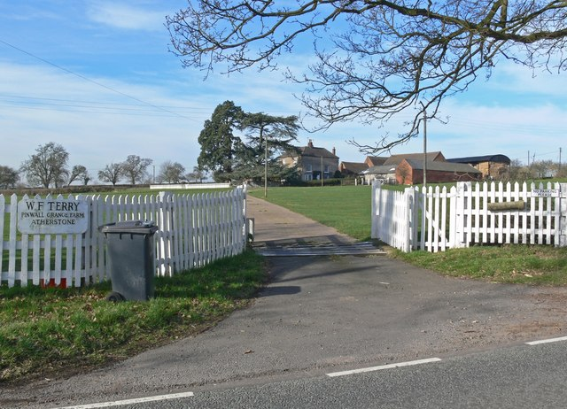Pinwall Grange Farm, Atherstone