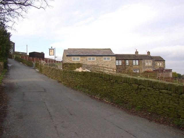 Farm, Steele Lane, Barkisland