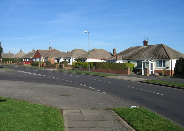 Bungalows in High Drive