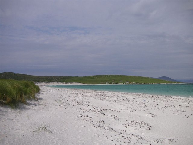 Beach on Berneray