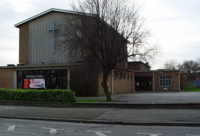 Bricknell Avenue Methodist Church, Hull
