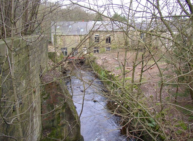 Firth House Mills, Penny Hill, Stainland