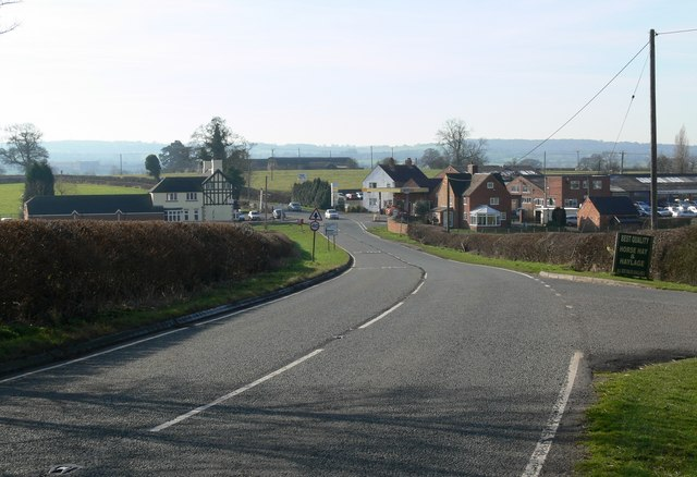 Pinwall, Leicestershire