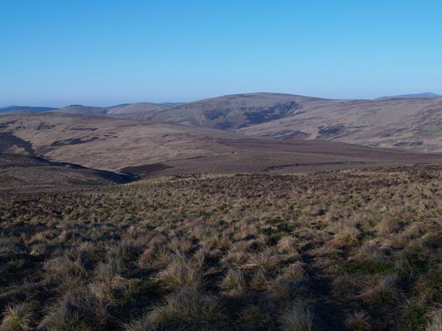 Moorland, Pin Stane