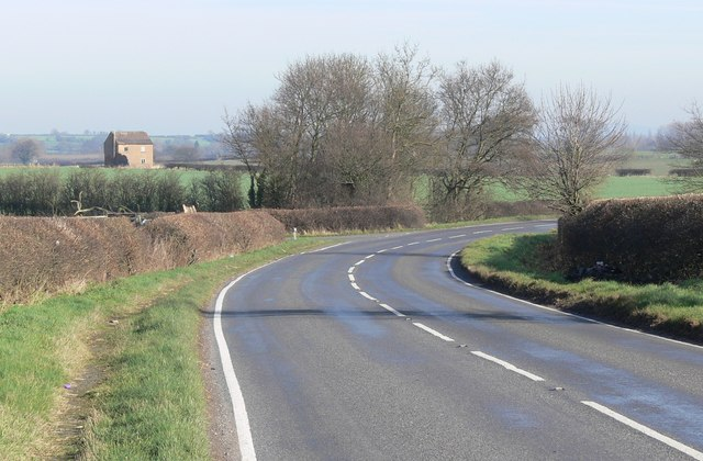 The B4116 Sheepy Road