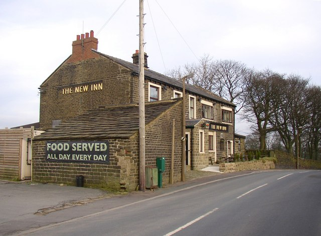The New Inn, Forest Hill Road, Stainland
