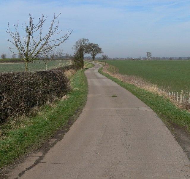 Crow Lane near Sheepy Magna, Leicestershire