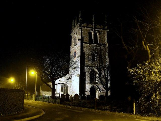 St Lawrence, Bardney
