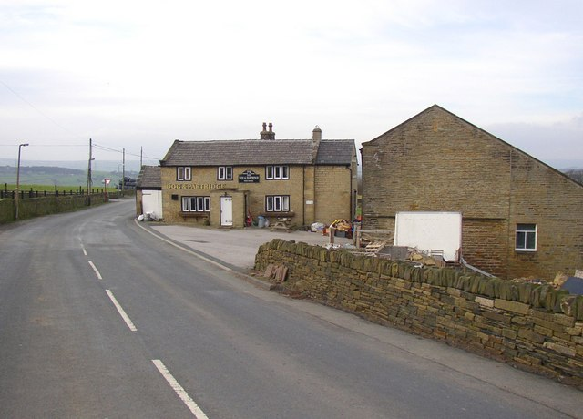 The Dog and Partridge, Forest Hill Road, Stainland