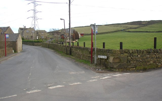 Forest Hill Road, Stainland