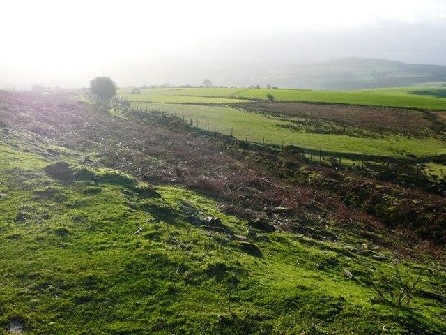 Edge of the moors