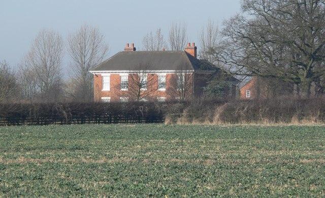 Farmhouse at Benn Hills Farm, Leicestershire