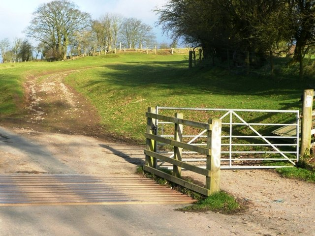 Access to the moors