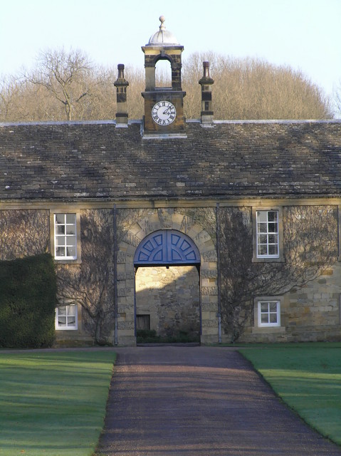 Gatehouse and Clocktower