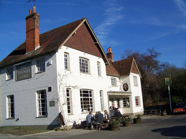 The Thomas Lord, West Meon