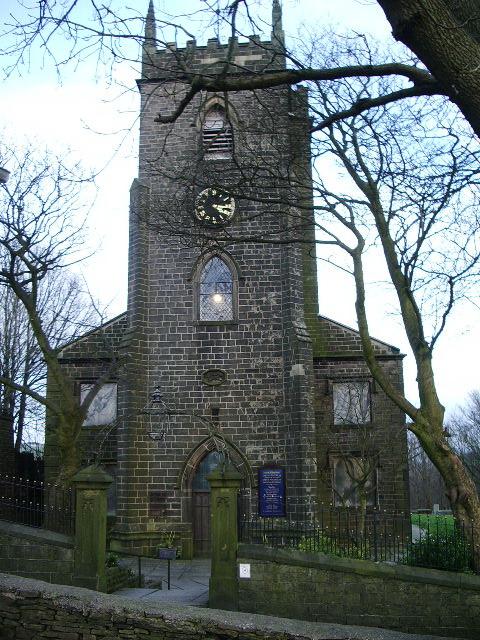 Parish Church of St Nicholas with St John & St Michael, Newchurch, Tower