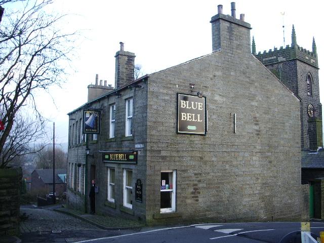 Blue Bell, 1 Old Street, Newchurch