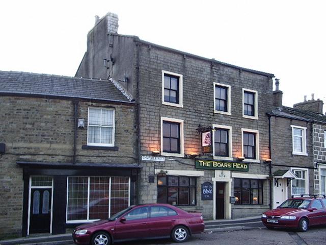 The Boars Head 69 Church Street, Newchurch