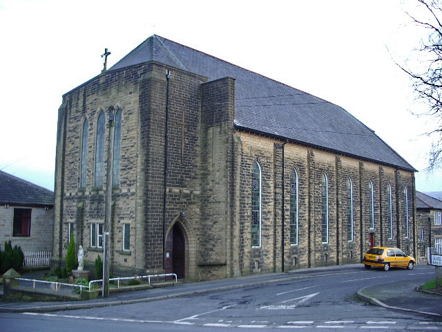 St Joseph & St Peter Church, Newchurch