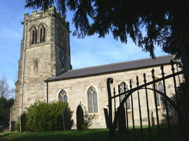 All Saints Church, Sheepy Magna