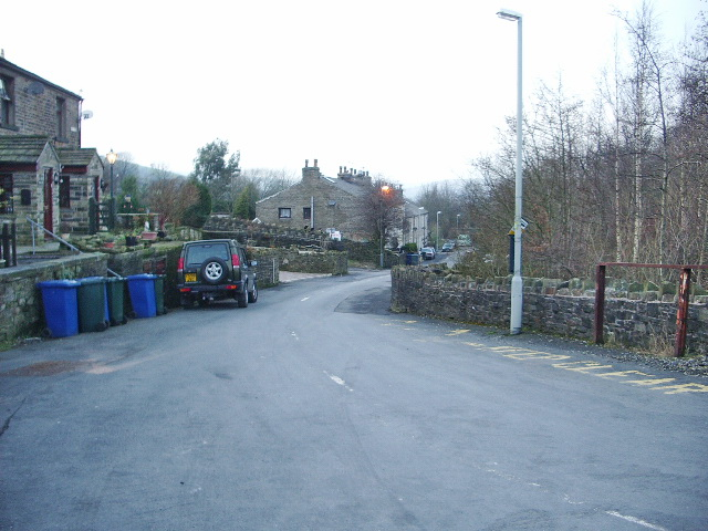Cowpe Road, Boarsgreave