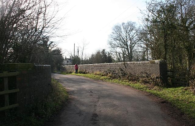 Old Railway Bridge, Brotheridge Green