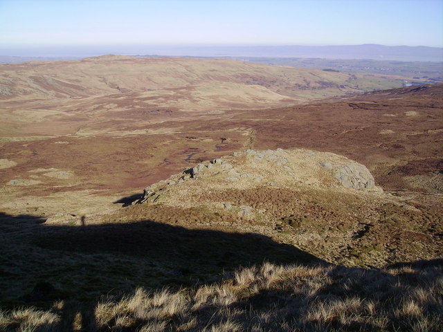 From Great Saddle Crag